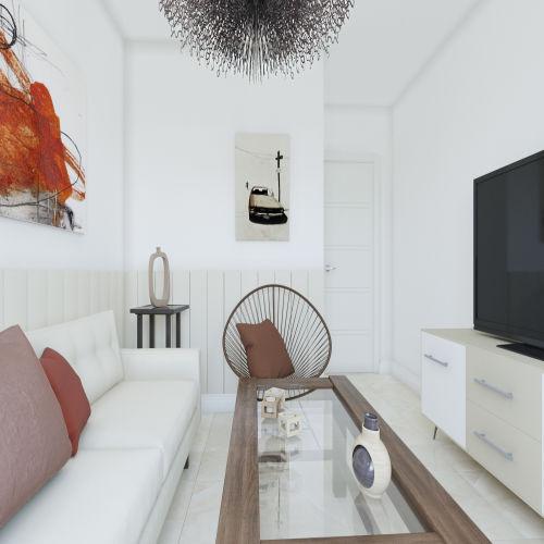 Жилой комплекс «Ломоносов» - Квартира №71, 2-комнатная, 60.93м2