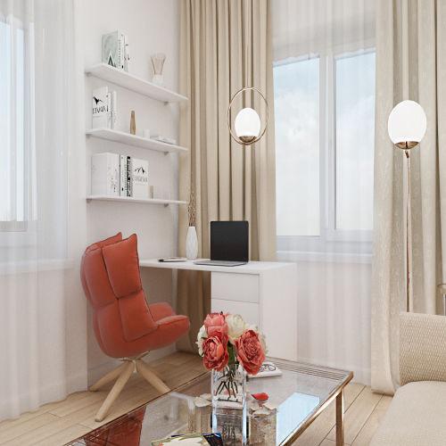 Жилой комплекс «Ломоносов» - Квартира №117, 3-комнатная, 72.57м2