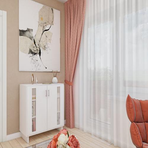 Жилой комплекс «Ломоносов» - Квартира №27, 3-комнатная, 72.93м2