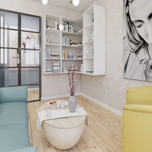 Жилой комплекс «Ломоносов» - Квартира №63, 3-комнатная, 72.8м2