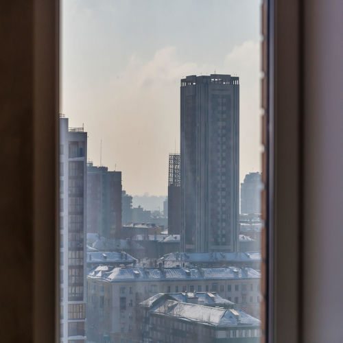 Жилой комплекс «Островский» - Квартира №352, 3-комнатная, 78.63м2