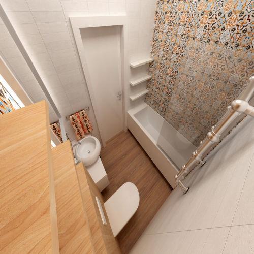 Жилой комплекс «Островский» - Квартира №301, 1-комнатная, 41.09м2
