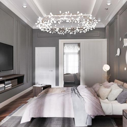 Жилой комплекс «Михайловский» - Квартира №149, 3-комнатная, 101.48м2