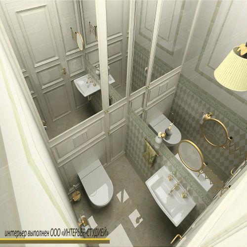 Жилой комплекс «Островский» - Квартира №59, 2-комнатная, 52.77м2