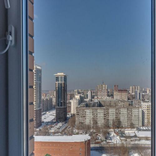 Жилой комплекс «Островский» - Квартира №406, 3-комнатная студия, 78м2