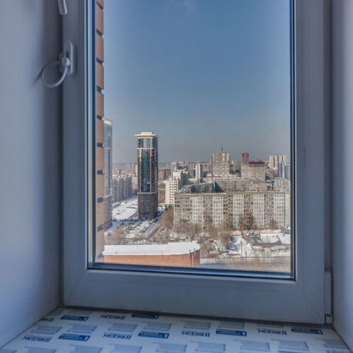 Жилой комплекс «Островский» - Квартира №426, 3-комнатная студия, 78м2