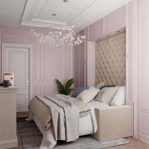 ЖК «Чкалов» - Квартира №51, 2-комнатная, 53.3м2