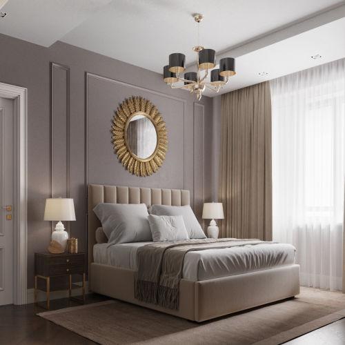 ЖК «Чкалов» - Квартира №38, 2-комнатная, 53.3м2