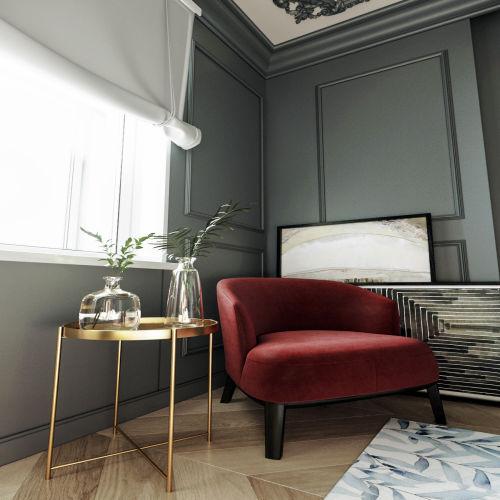 ЖК «Чкалов» - Квартира №42, 3-комнатная студия, 65.82м2