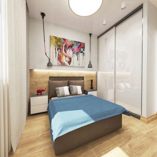 Жилой комплекс «Островский» - Квартира №432, 4-комнатная студия, 91.08м2