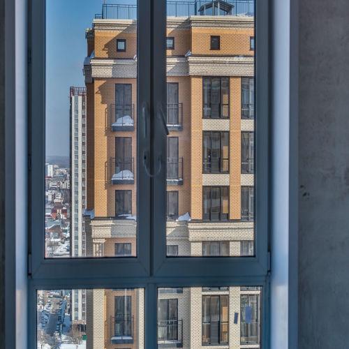 Жилой комплекс «Островский» - Квартира №387, 4-комнатная студия, 91.08м2
