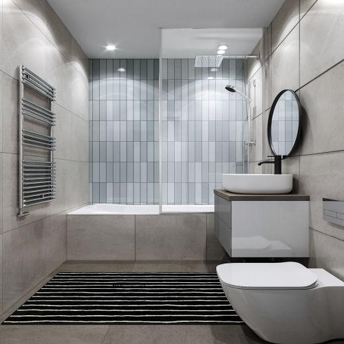ЖК «Чкалов» - Квартира №305, 1-комнатная, 38.31м2