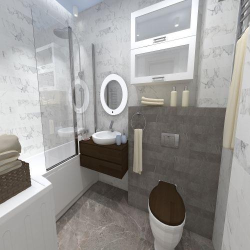 Жилой Комплекс «Калининский-2» - Квартира №5, 2-комнатная студия, 49.65м2