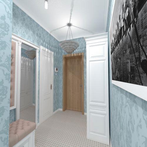 Жилой Комплекс «Калининский-2» - Квартира №6, 4-комнатная студия, 86.76м2