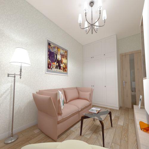 Жилой Комплекс «Калининский-2» - Квартира №10, 1-комнатная, 38.95м2