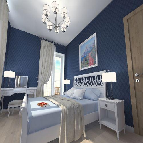 Жилой Комплекс «Калининский-2» - Квартира №11, 4-комнатная студия, 81.67м2