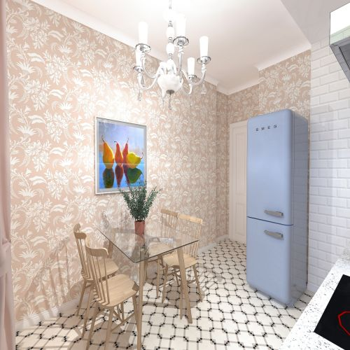 Жилой Комплекс «Калининский-2» - Квартира №58, 1-комнатная, 37.95м2