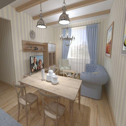 Жилой Комплекс «Калининский-2» - Квартира №111, 4-комнатная студия, 80.89м2