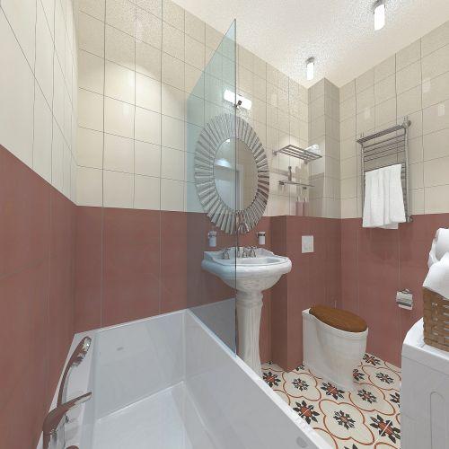 Жилой Комплекс «Калининский-2» - Квартира №182, 2-комнатная, 58.51м2