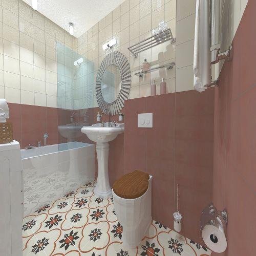Жилой Комплекс «Калининский-2» - Квартира №42, 2-комнатная, 58.51м2