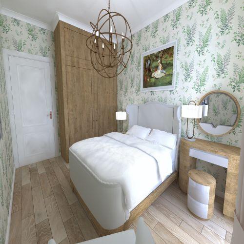 Жилой Комплекс «Калининский-2» - Квартира №82, 2-комнатная, 58.51м2