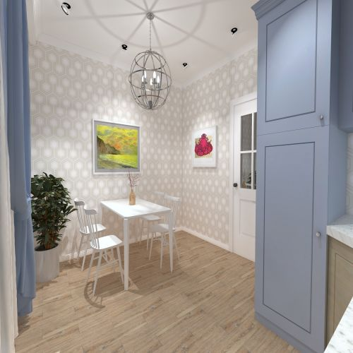 Жилой Комплекс «Калининский-2» - Квартира №153, 2-комнатная, 60.38м2