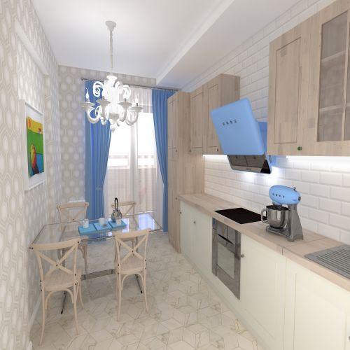 Жилой Комплекс «Калининский-2» - Квартира №194, 1-комнатная, 38.41м2