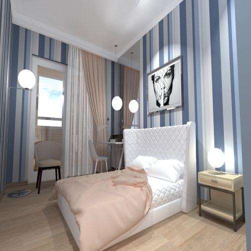 Жилой Комплекс «Калининский-2» - Квартира №135, 2-комнатная студия, 49м2