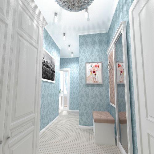 Жилой Комплекс «Калининский-2» - Квартира №106, 4-комнатная студия, 85.87м2