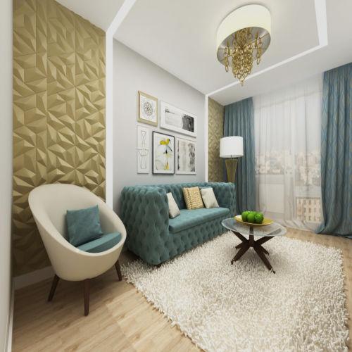 Жилой комплекс «Островский» - Квартира №185, 3-комнатная, 79.34м2