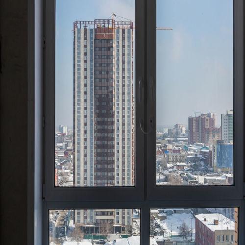 Жилой комплекс «Островский» - Квартира №97, 3-комнатная, 79.34м2