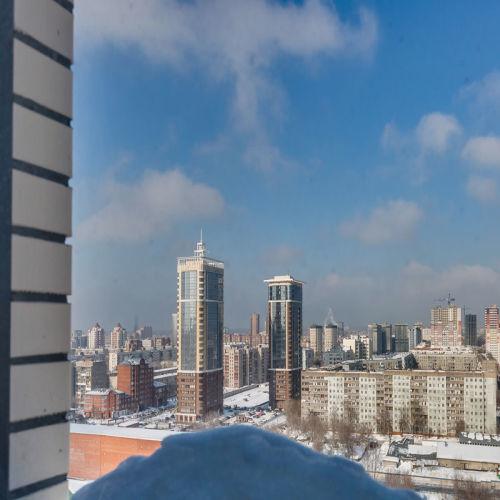 Жилой комплекс «Островский» - Квартира №64, 3-комнатная, 79.34м2